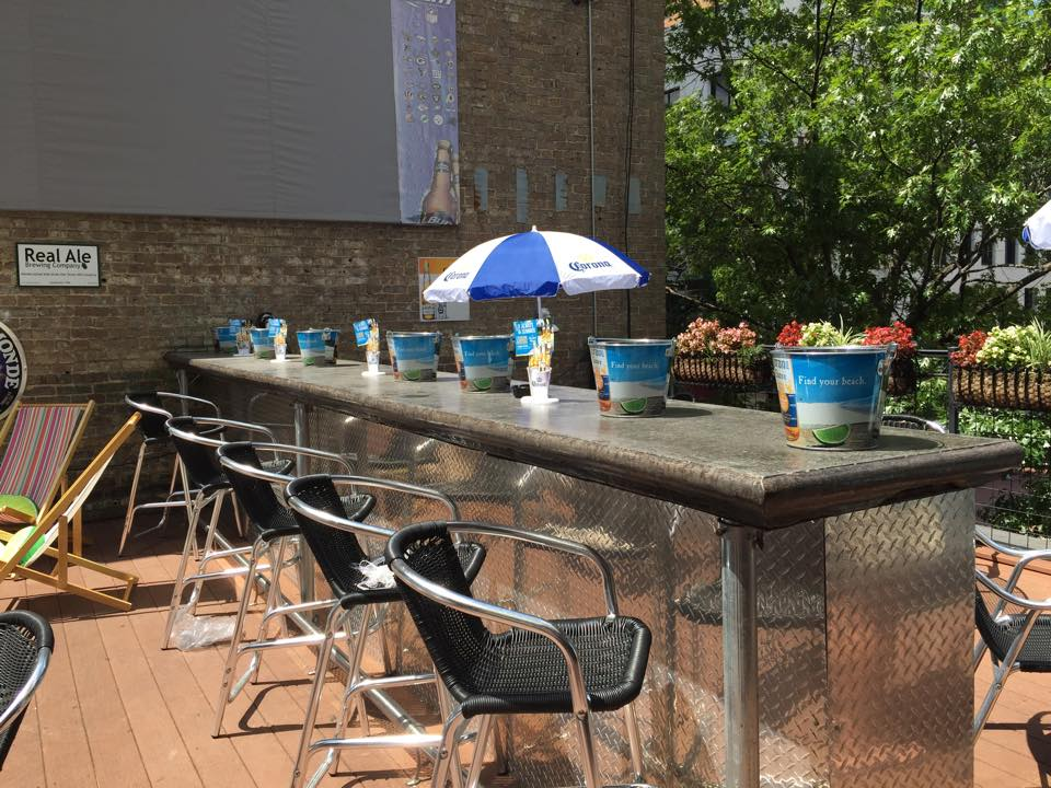 Gentil Houston Street Bar U0026 Patio The View: Downtown Fort Worth Can Be Seen From  Above And All Around This Friendly Neighborhood Bar Thatu0027s Good For Cheap  Drinks ...