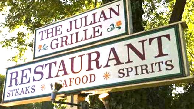 9 Must Try Restaurants In Julian Zagat