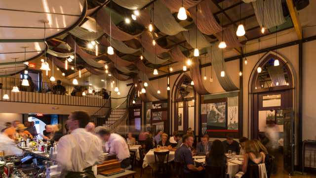 Houstons 8 Most Romantic Restaurants And Bars Zagat