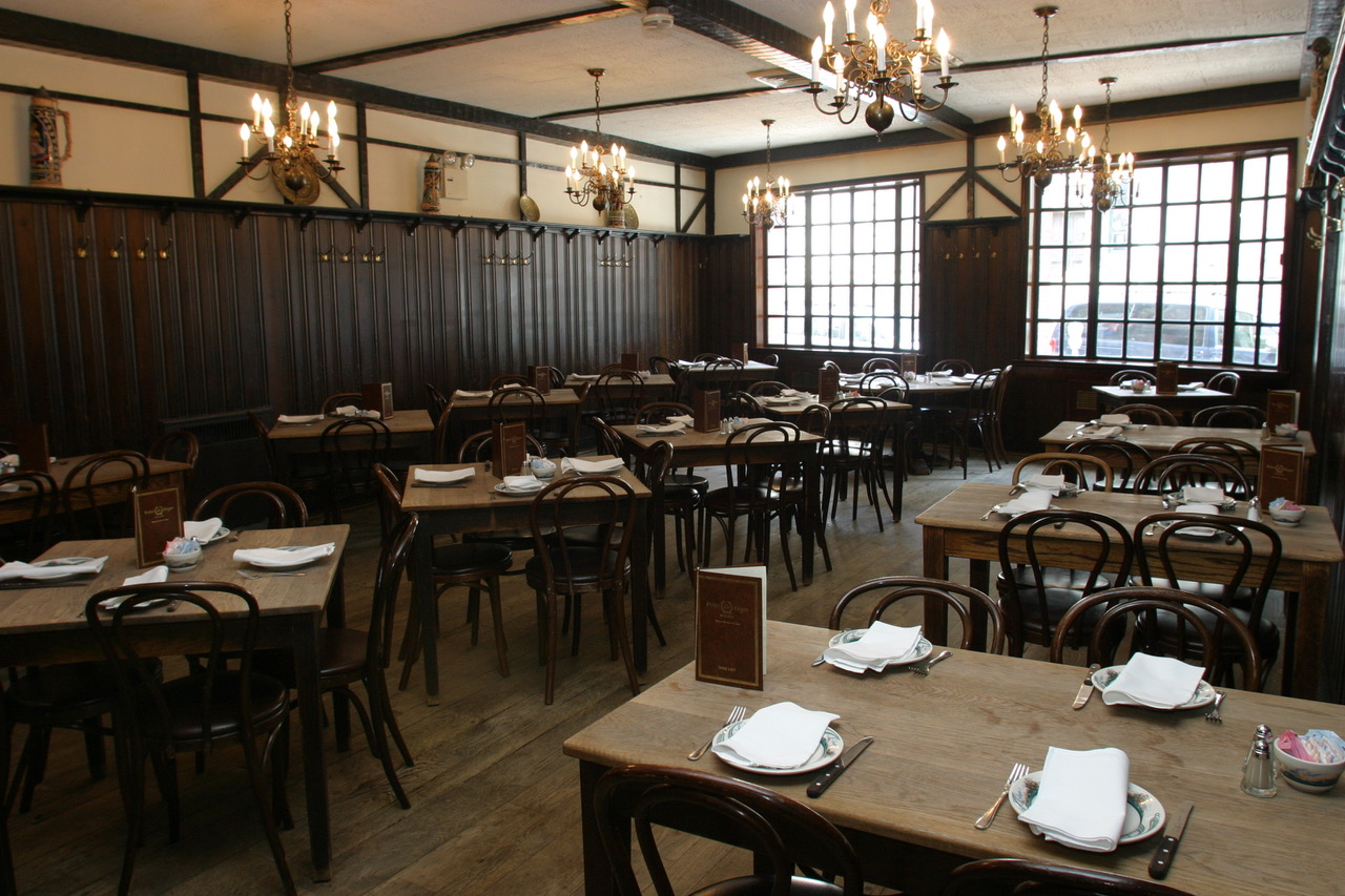 8 Old School Steakhouses To Try In Nyc