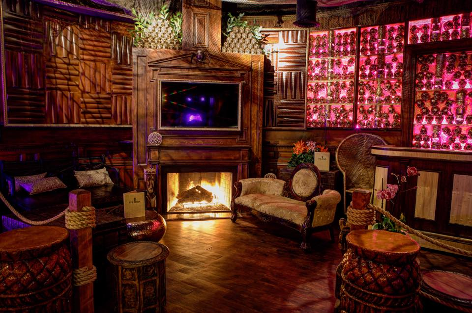 Set In A 1940s Building Old East Dallas And Festooned With Vintage Polynesian Artifacts This Hip Hangout Offers Multiple Inviting Spots From Daybeds