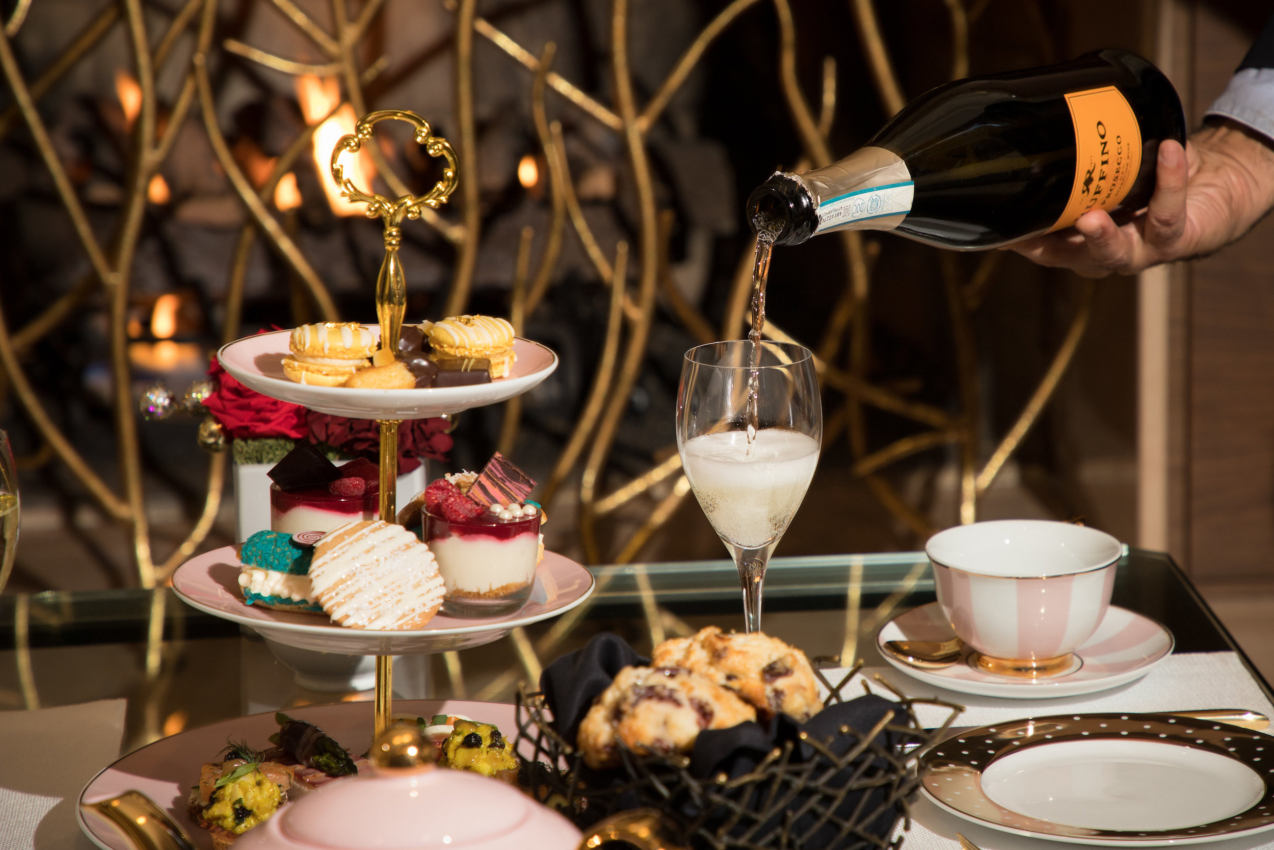 10 Great Places for Afternoon Tea Around DC - Zagat