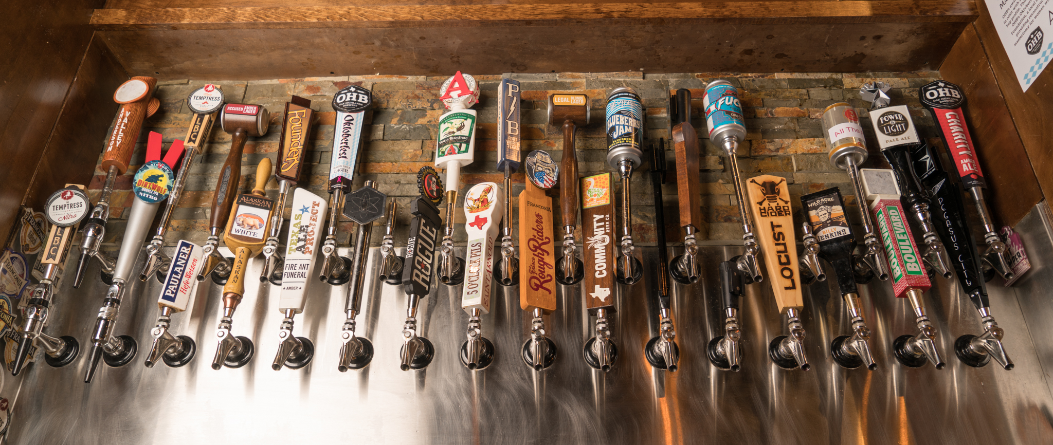 21 Hottest Beer Bars in Dallas–Fort Worth - Zagat