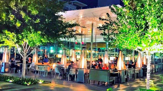 Cozy Up To These 16 Heated Patios In Dallasu2013Fort Worth