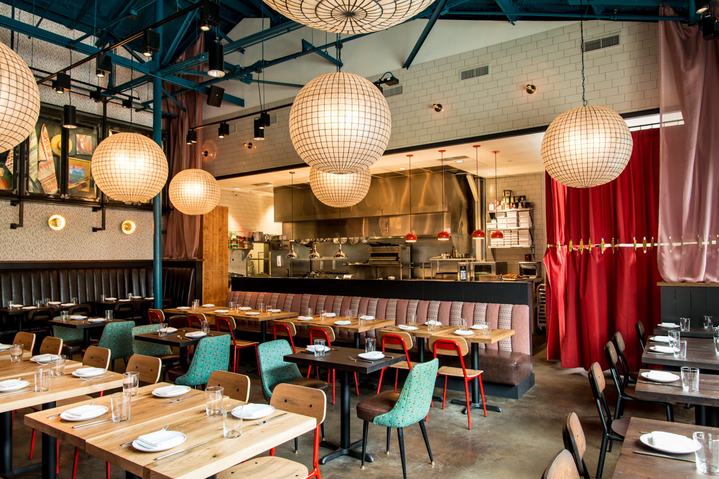 When The Castellucci Hospitality Group Decided To Expand Its Ever Growing Collection Of Spanish Restaurants Into Inman Park S Krog Street Market