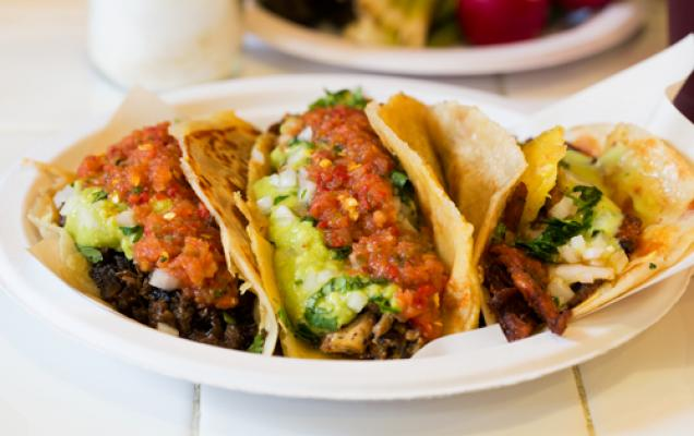 Best Tacos Los No 1