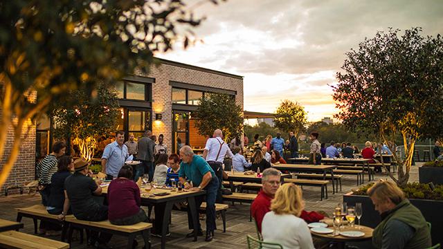 7 Unexpectedly Romantic Restaurants And Bars In Atlanta Zagat