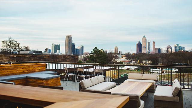 14 Must Visit Rooftop Bars Restaurants In Atlanta Zagat