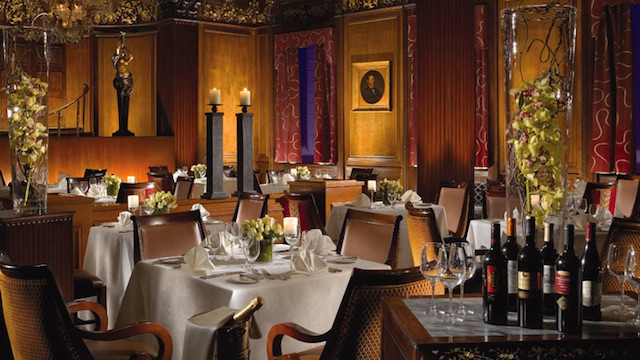 This Brahmin Era Dining Room Inside The Omni Parker House Country S Oldest Continuously Operating Hotel Does Have A Conventionally Air