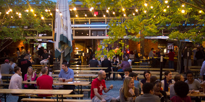 The 10 Hottest Beer Gardens Across the U.S. - Zagat