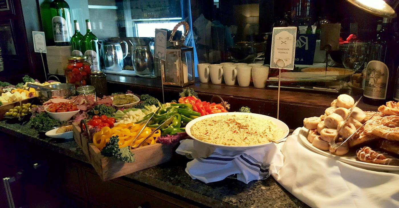 the 9 best brunch buffets in atlanta zagat rh zagat com best easter brunch buffet atlanta best brunch buffet atlanta