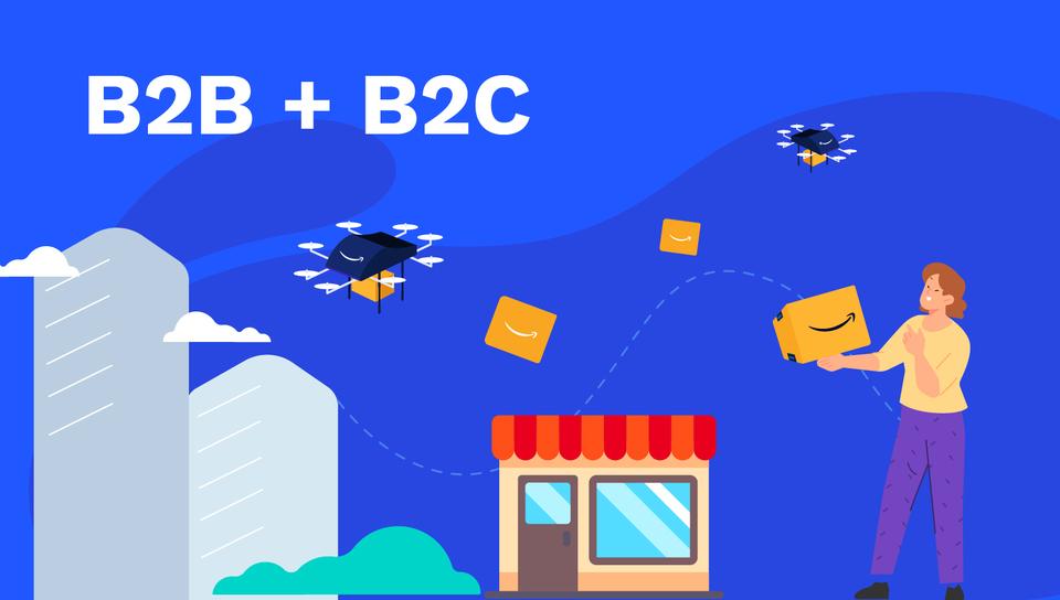 Empresas B2B que quieren empezar a hacer B2C