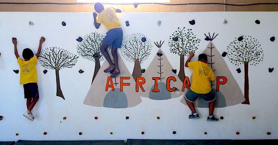 Así nació Africamp