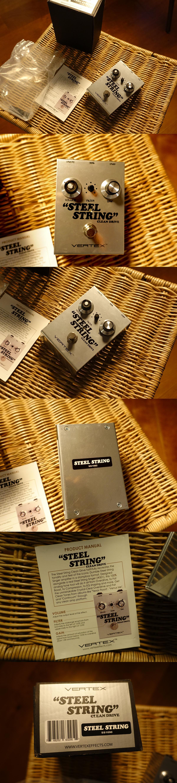 Vertex Steel String Clean Drive