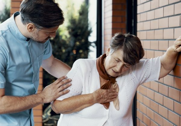 Chest Pain: Symptoms, Causes, and Treatment