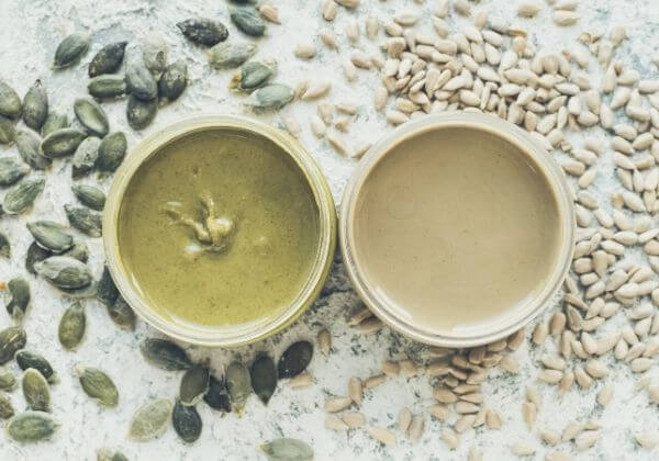 The Pumpkin and Sunflower Seed Pâté Your Health is Craving