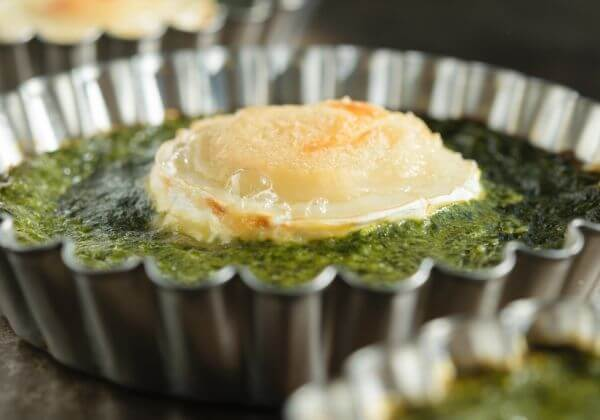 Parmesan Spinach Cakes for a Boost of Eye Health