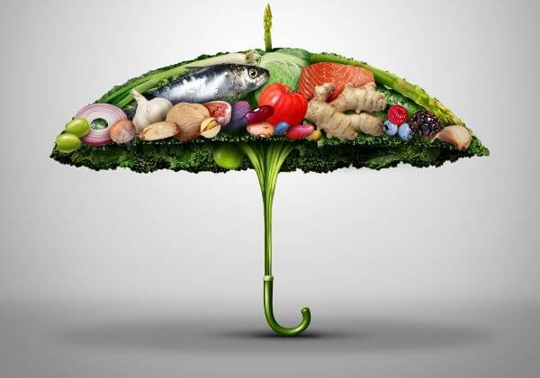 Top 5 Favorite Foods For Better Immune System Health