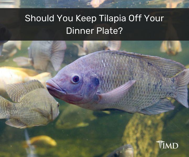 Warning People To Stop Eating Tilapia