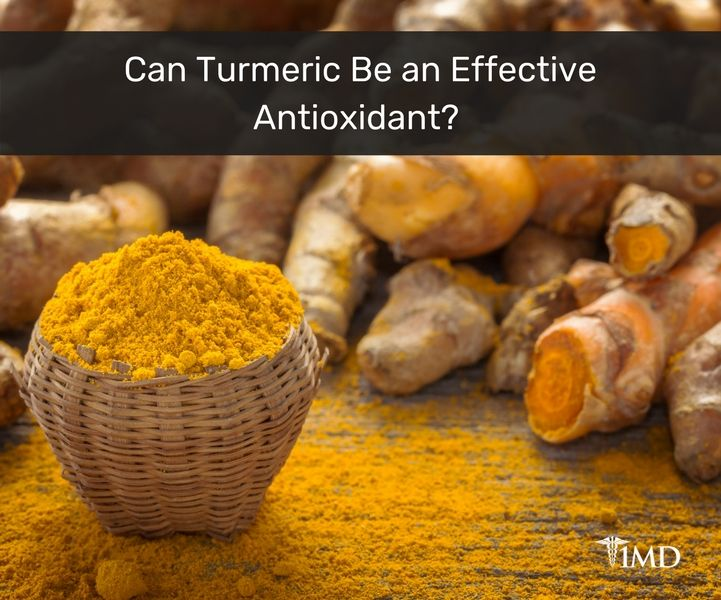 Increase Your Body's Antioxidant Capacity With Turmeric