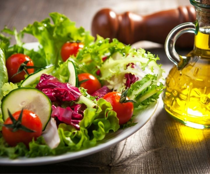 Is salad good for your digestive system