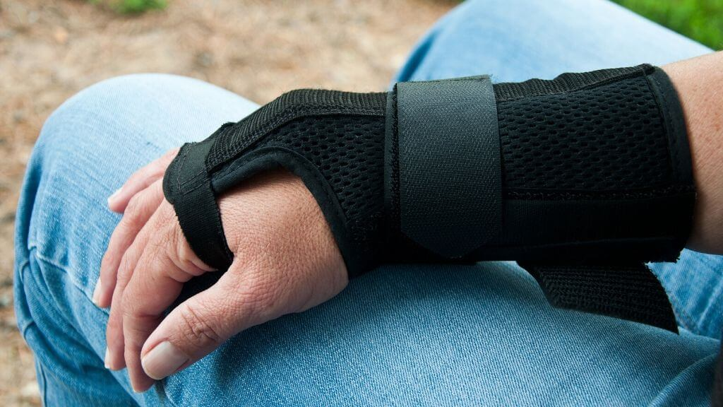 Carpal Tunnel Syndrome Wrist Brace