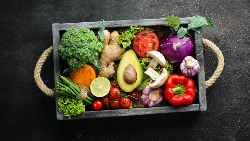 Vegetables May Ease Fibromyalgia Diet