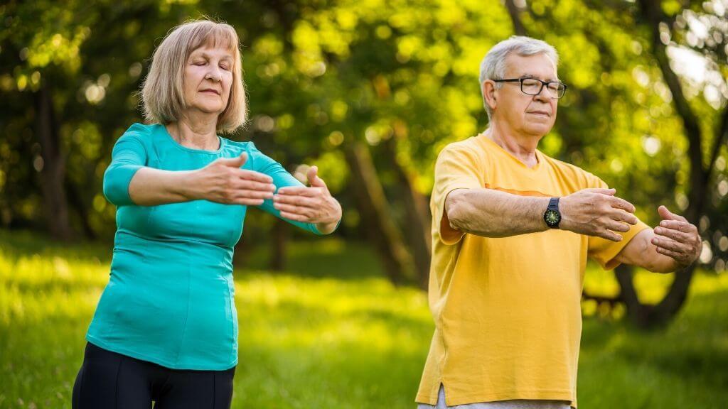 Tai Chi Excercise may Help Fibromyalgia