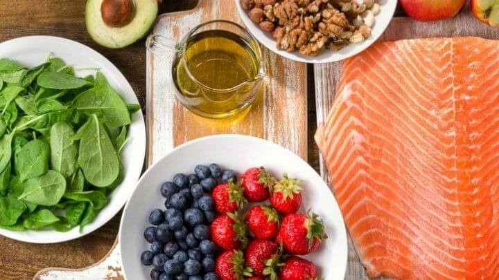 Foods rich with omega-3