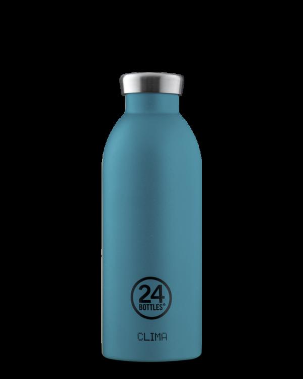 Atlantic Bay Reusable Steel Water Bottle