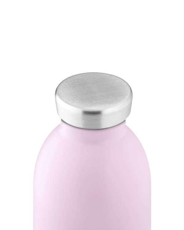 Candy Pink Reusable Insulated Water Bottle