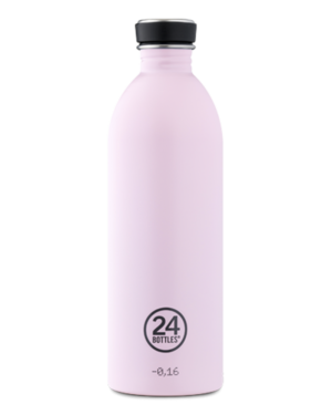 Candy Pink Reusable Water Bottle