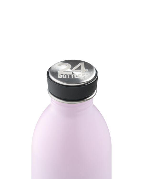 Candy Pink Reusable Bottle
