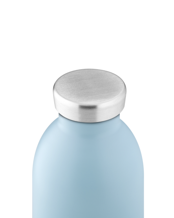 Cloud Blue Reusable Insulated Water Bottle
