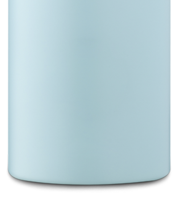 Cloud Blue Insulated Stainless Steel Water Bottle