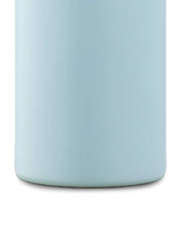 Cloud Blue Reusable Stainless Steel Bottle