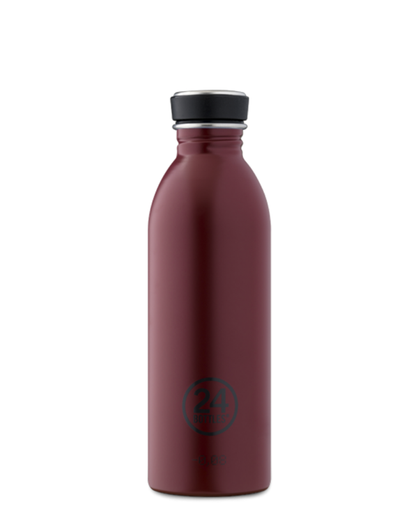 Country Red Reusable Lightweight Bottle