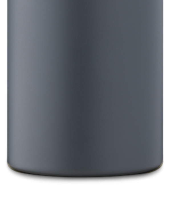 Formal Grey Reusable Water Bottle