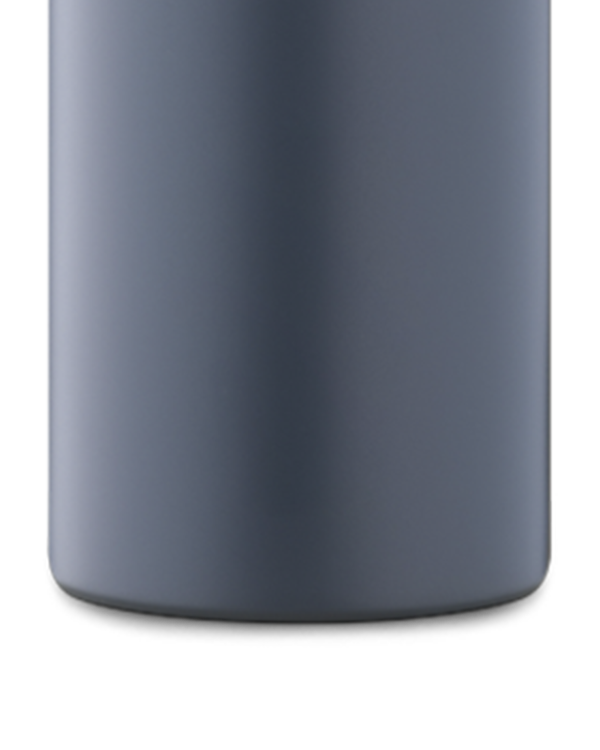 Formal Grey Stainless Steel Water Bottle