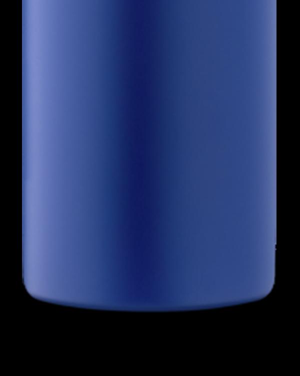 Gold Blue Lightweight Stainless Steel Water Bottle