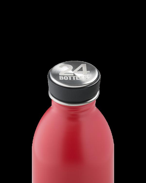 Hot red Reusable Lightweight Water Bottle