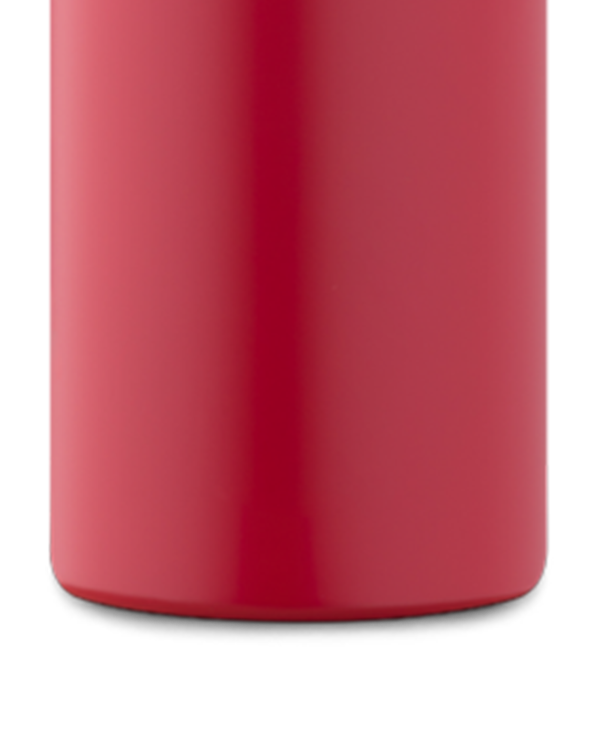 Hot Red Stainless Steel Water Bottle