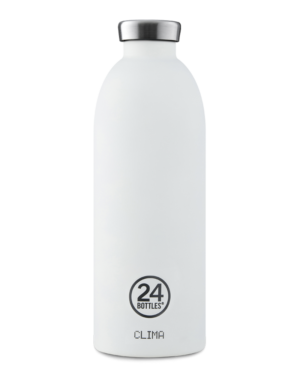Ice White Reusable Insulated Bottle