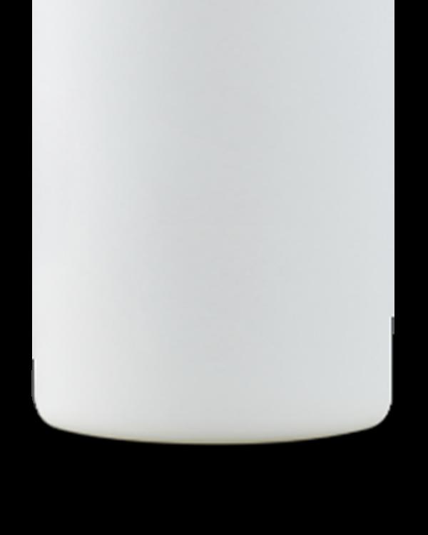 Ice White Reusable Water Bottle