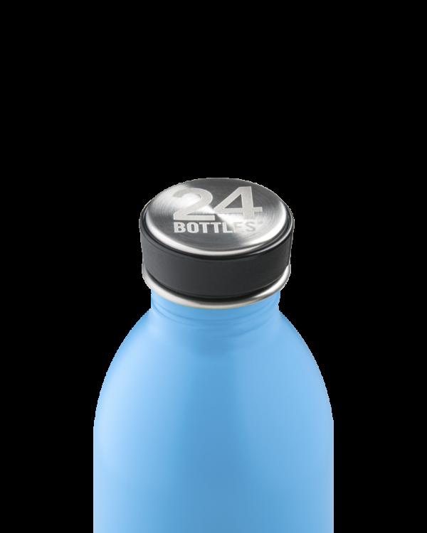 Lagoon Blue Reusable Water Bottle