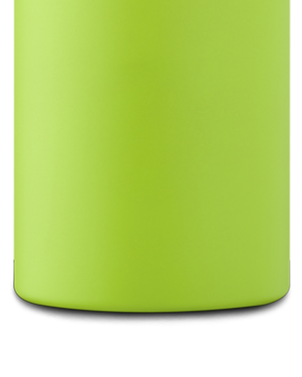 Lime Green Insulated Stainless Steel Water Bottle