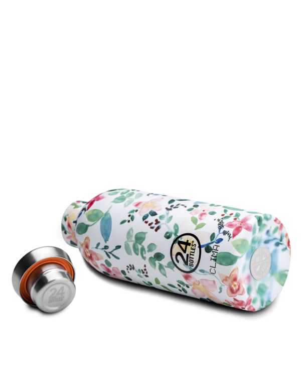 Little Buds Reusable Stainless Steel Water Bottle