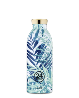 Lush Reusable Stainless Steel Water Bottle