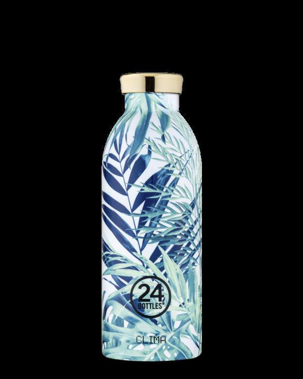 Lush Reusable Stainless Steel Water Bottle