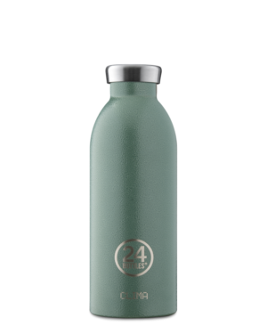 Moss Green Reusable Water Bottle